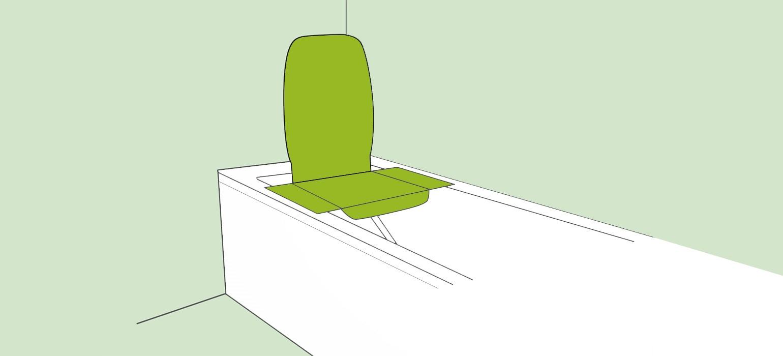 Badewannenlift » Modelle • Kosten • Erstattung   pflege.de