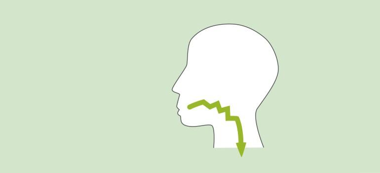 Dysphagie Schluckstörung