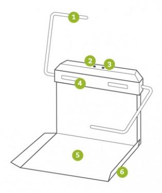 Plattformlift Grafik