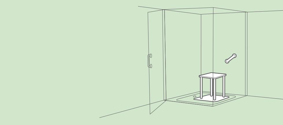 Dusche Barrierefrei Umbauen : Behindertengerechte dusche � barrierefreie